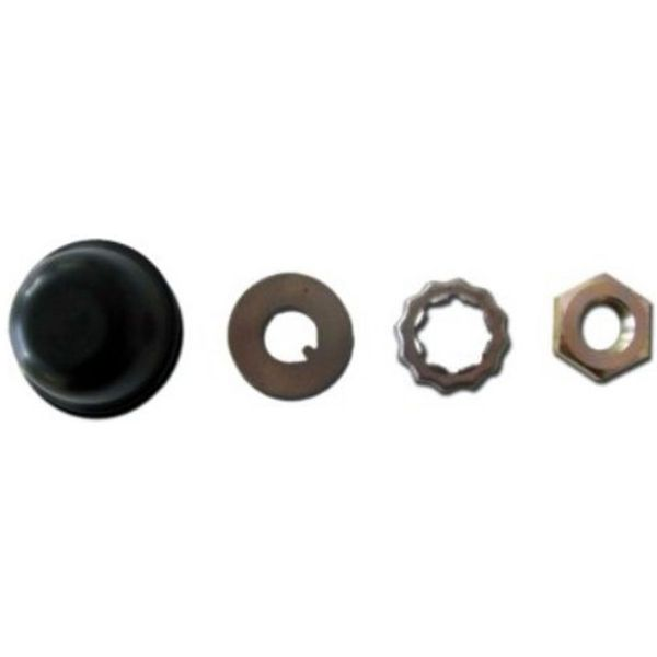 Front Wheel Bearing Retainer Kit